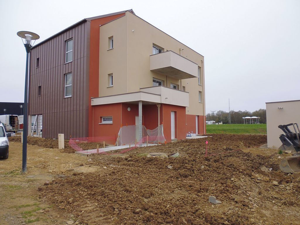 Appartement F3 BRUZ (35170) AIRE-IMMOBILIERRENNES